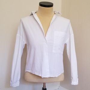 Button up Zara shirt